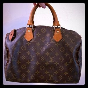 *AUTHENTIC* Vintage Louis Vuitton Speedy 35